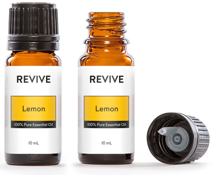 REVIVE 10ml Ingestible Lemon Essential Oil JUST $7!