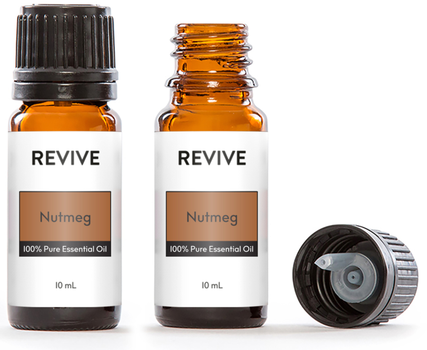REVIVE 10ml Ingestible Nutmeg Essential Oil JUST $9!