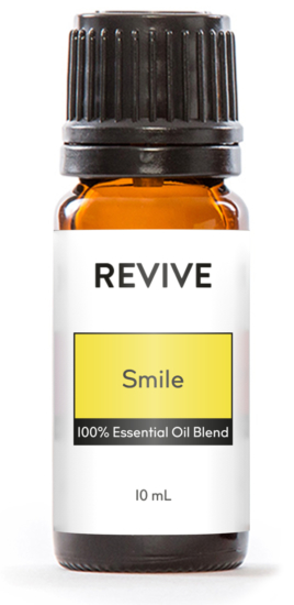 REVIVE 10mL Smile  is our version of doTERRA® 5mL Cheer®.