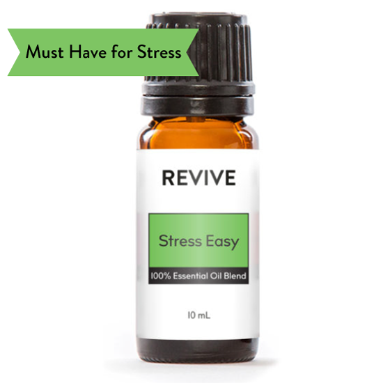 This is our version of Young Living's Stress Away®.