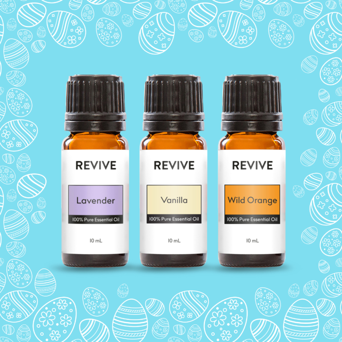 REVIVE 10ml Easter Basket Essential Oil Kit JUST $33!