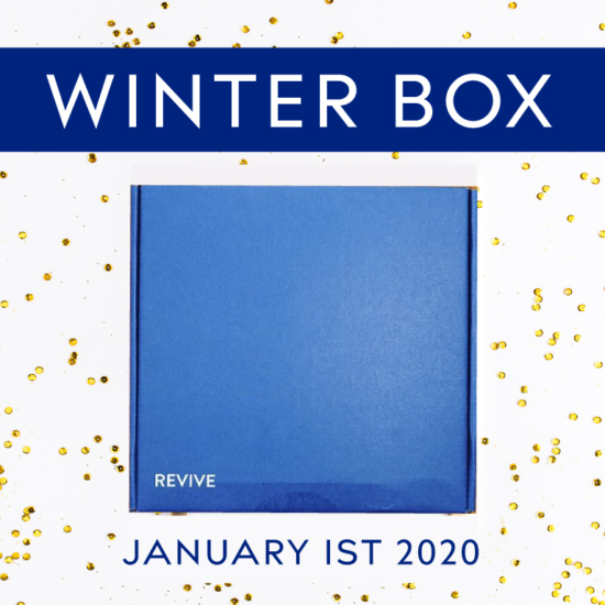 WINTER BOX coming January 1st!