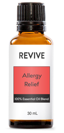 Eases Congestion & Soothes Allergies