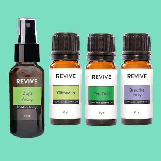 Our REVIVE Outdoors Kit: