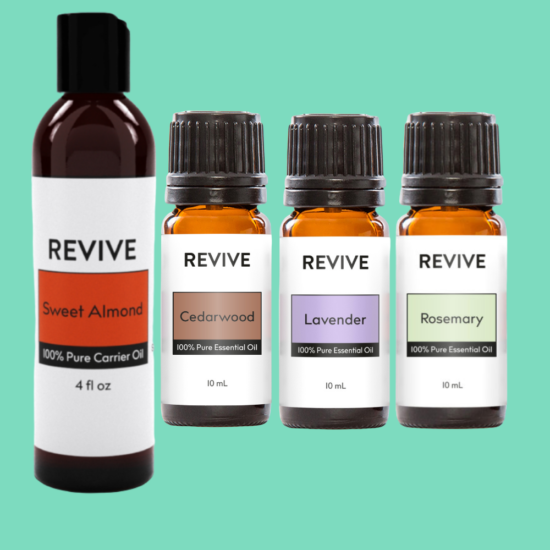 Our REVIVE Beard Kit: