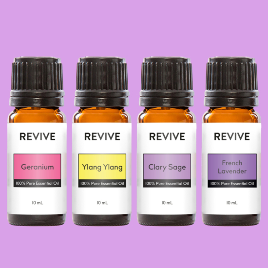 Our REVIVE Floral Kit has all of your favorite Floral Essential Oils all in one spot!
